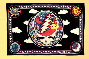 Steal Your Face Tapestry