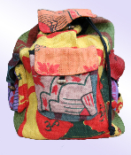 Rice Bag Back Pack