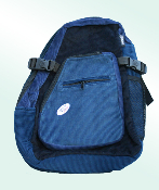 Corderoy Sling Backpack