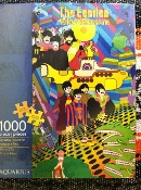 "The Beatles ""Yellow Submarine"" Puzzle"