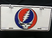 Steal Your Face License Plate