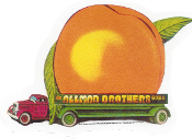 Allman Brothers Band-Peach