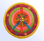 Colorful Sun Patch