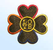 Love Flower Patch