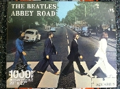 Beatles Abbey Road Puzzle