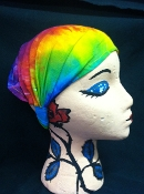Tye Dye Expandable Headband