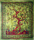Tree of Life Tapestry Green-Queen
