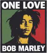 One Love Bob Marley