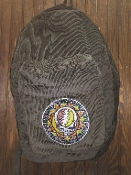 Corduroy SYF Grateful Dead Backpack